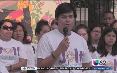 'Cien latinos, cien días', una campaña contra la ley SB4