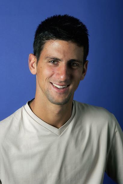 Djokovic inició a los cuatro años de edad en el tenis, y p...