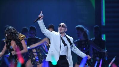 Pitbull Premios Juventud 2011