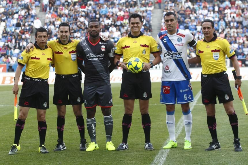 Morelia derrotó a Puebla con gol de último minuto Gabriel Achilier,Jorge...