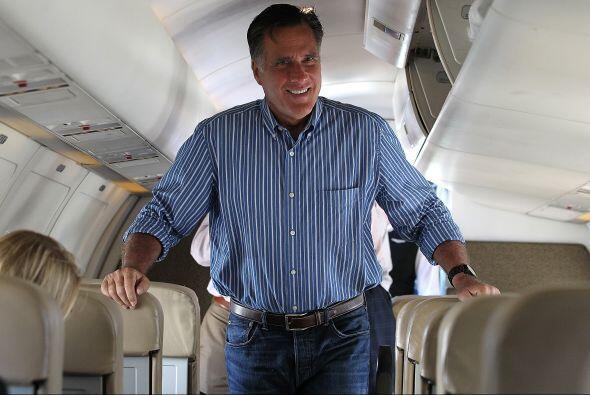 Mientras fue gobernador de Massachusetts, Romney se ganó una fama de mod...