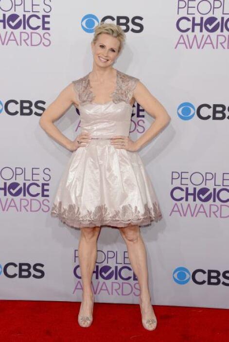 Monica Potter pensó que sería la protagonista de la puesta en escena de...