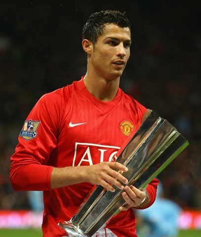 Jugador galardonadoEn sus 5 años de carrera Cristiano Ronaldo pue...