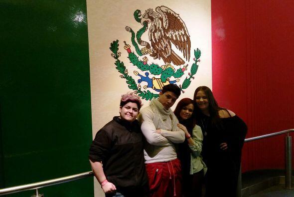 Gracias México por todas las cosas increíbles y hermosas que tienes que...