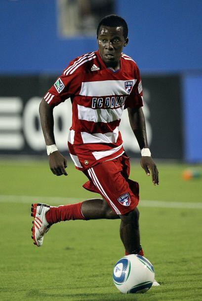 Marvin Chávez, hondureño, es parte del equipo Dallas FC. LLegó a la MLS...