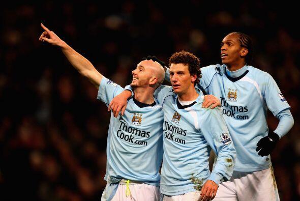 El Manchester City cambió de dueño en el 2008, Abu Dhabi U...