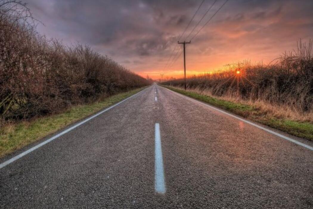 Además de llevarte de un punto a otro, estas increíbles carreteras dejar...