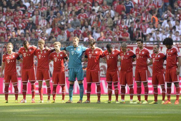 Alrededor de Europa, múltiples equipos como el Bayern Munich han tenido...