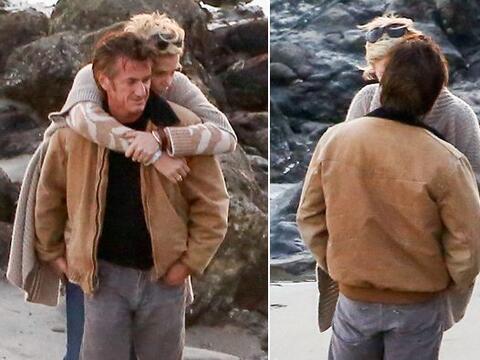 Charlize Theron y Sean Penn siguen derramando miel. Más videos de Chisme...