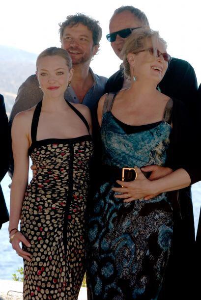 En ella compartió crédito con Meryl Streep y Colin Firth,...
