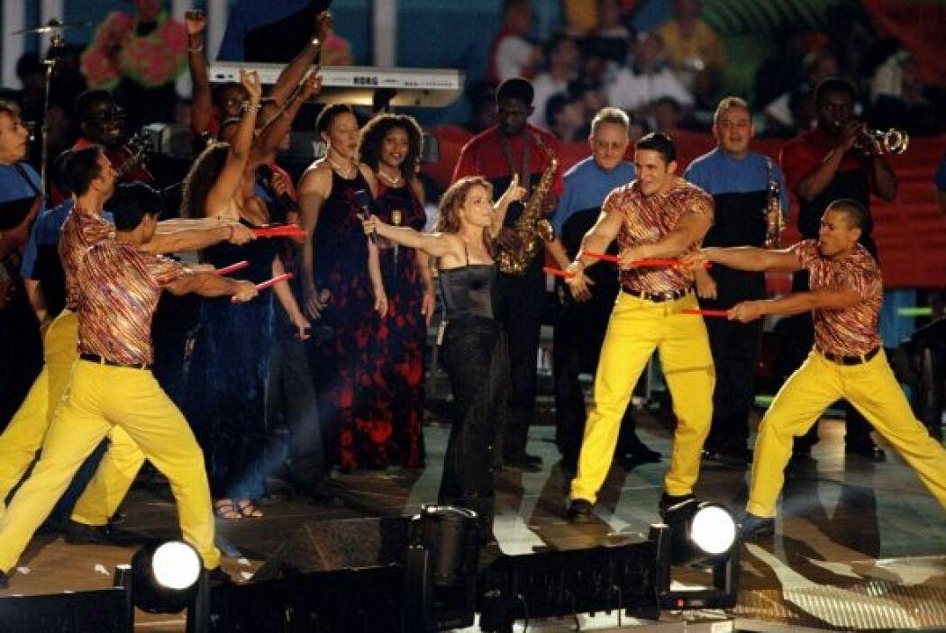 Para el siguiente año, Miami acogió el Super Bowl XXXIII y por supuesto...