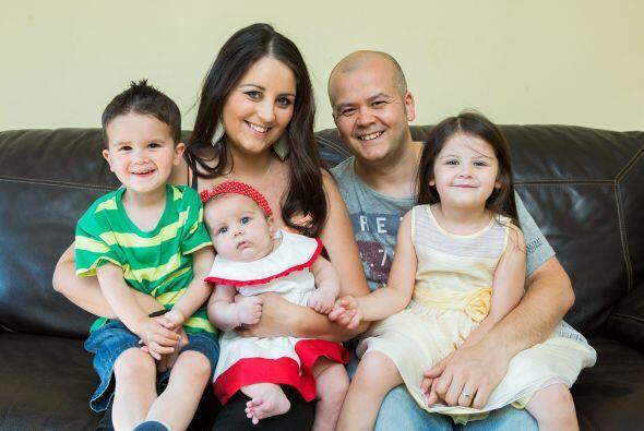 Megan tiene dos hermanos más y aunque su hermana gemela no sobrev...