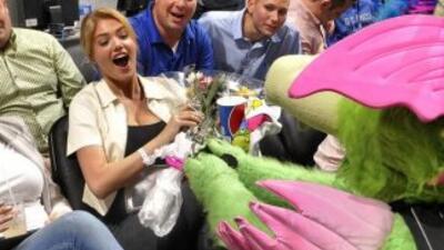Kate se sorprendió con la propuesta. (Foto: Instagram)