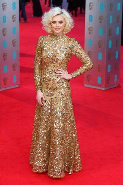 La presentadora de televisión y radio británica Fearne Cotton fue otra q...