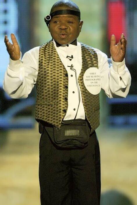 Gary Coleman fue, sin duda, un personaje muy querido de la televisión es...