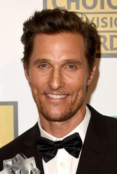 """Matthew McConaughey, """"True Detective"""" Mira aquí los videos más chismosos."""
