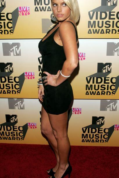 En agosto en los MTV Video Music Awards.