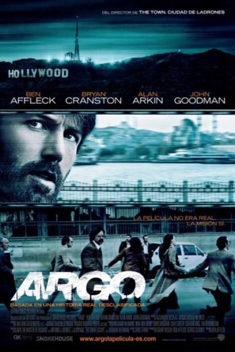 """""""Argo"""": si te gusta la acción esta película es una buena opción. La hist..."""