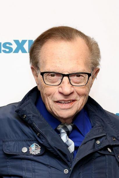"Larry King : ""Joan Rivers   fue   una amiga   querida   y   maravillosa..."