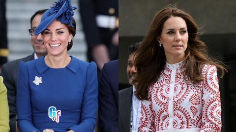 Daniela Di Giacomo mostró cómo Kate Middleton usa la elegancia combinand...