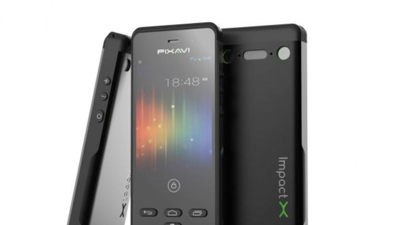 El Impact X es el teléfono móvil más resitente que existe en el mercado....