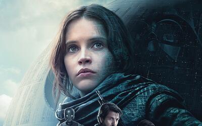 Diego Luna en el nuevo tráiler de 'Rogue One: A Star Wars Story'