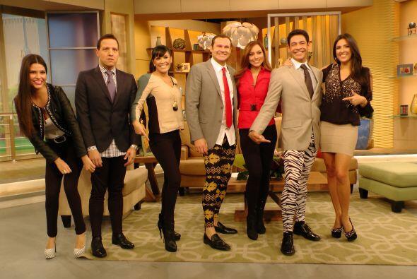 Mujeres, ¿ustedes dejarían que sus hombres usaran leggins?