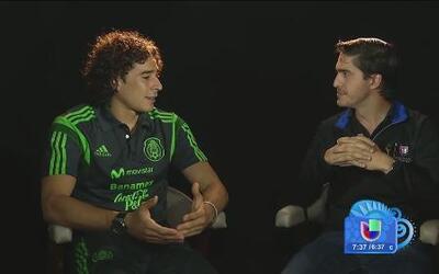 Resumen de los partidos con Lindsay Casinelly y entrevista a Memo Ochoa