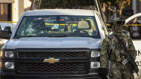 En enero se registraron 116 muertes violentas en Sinaloa, mientras que e...