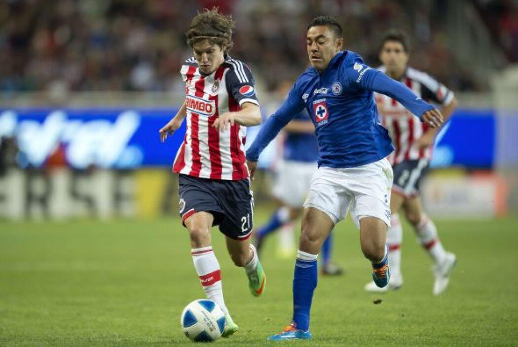 Marco Fabián es otro jugador que ha enfrentado a sus amadas Chivas. El m...