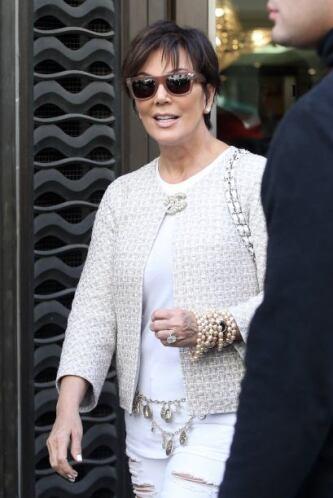 Todo el clan Kardashian se encuentra en París para la gran unión.Vota aq...