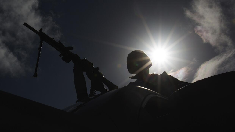 Policías en Veracruz.