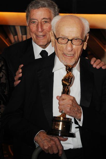 Durante sus 60 años de carrera no fue nominado al Oscar, pero recibió un...