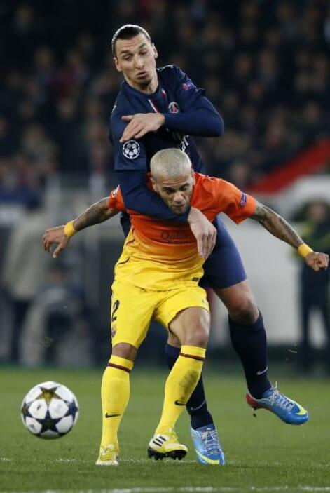 Uno de los partidos más esperados, con Ibrahimovic recibiendo a sus ex c...