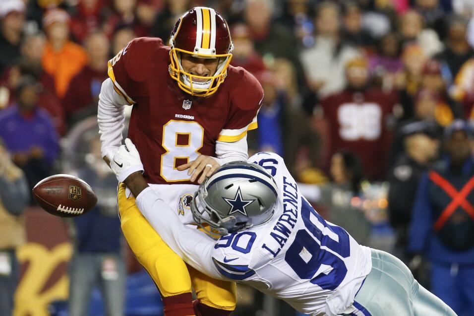 Los Cowboys ganaron en el último instante a los Redskins 19-16. Estas so...