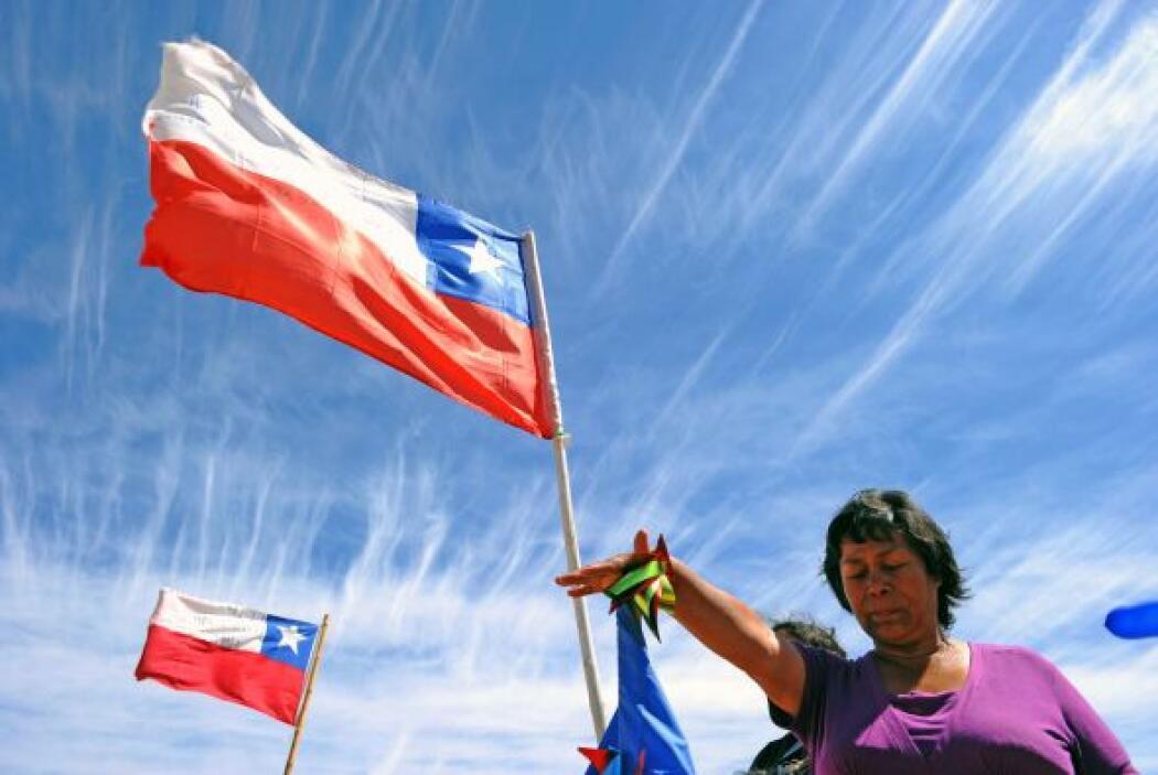 Al principio, el presidente chileno,  Sebastián Piñera dijo que tardaría...