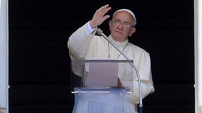 El Papa Francisco preocupado por los migrantes