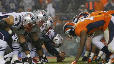 Patriots vs. Broncos