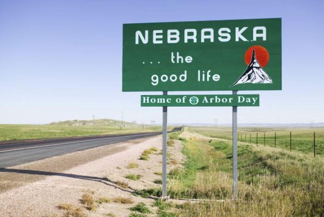 6.- Nebraska: El Medio Oeste sigue siendo una de las zonas más seguras d...