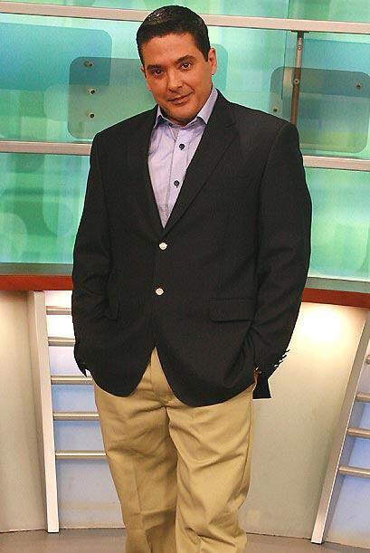 Y qué decir de Carlos, parecía un galán de telenovela.