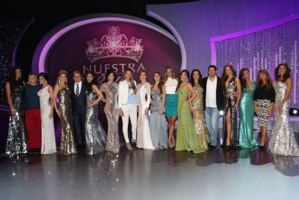 Este es el gran 'Fashion Team' que cada noche se encargará que las chica...