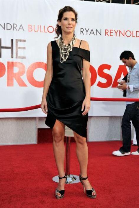 """Hubo un tiempo que la protagonista de """"La propuesta"""" buscaba modelitos m..."""