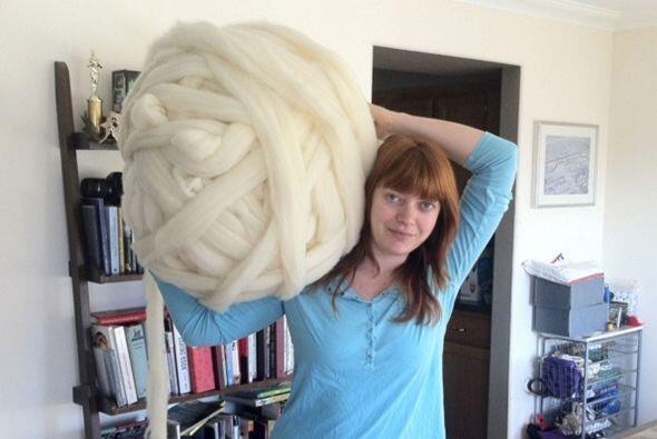 Laura Birek tiene 32 años y este es un gran pasatiempo que disfruta al m...