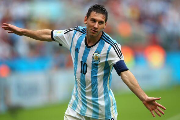 Messi fue criticado por no explotar a su máxima capacidad durante la Cop...