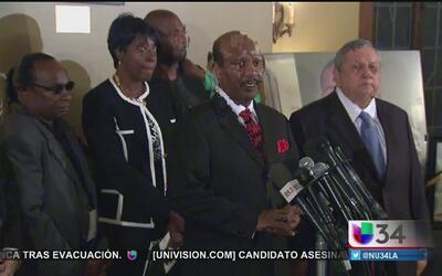 Familia exige justicia para Ezell Ford