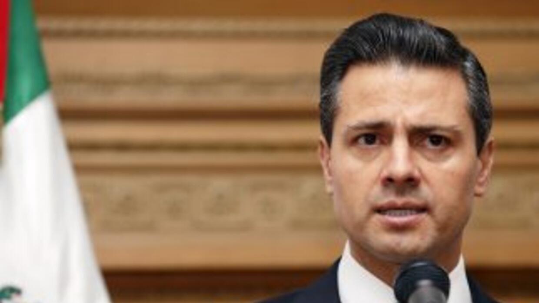 El presidente electo de México,Enrique Peña Nieto.