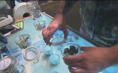 El este de Los Ángeles, azotado por dispensarios de marihuana