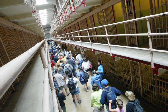 Como curiosidades del funcionamiento de la prisión cabe destacar que a l...