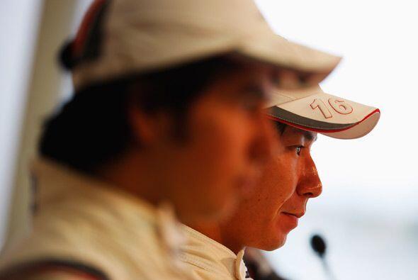 El dúo de pilotos de la Sauber para el 2011 será uno de lo...