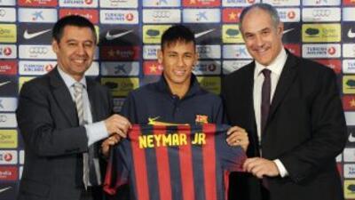 El caso del fichaje de Neymar va definitivamente a tribunales.